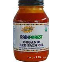 ORGANIC RED PALM OIL FOR SALE