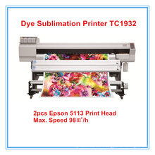 Sublimation Textile Printing Machine Tc1932