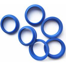 Custom Molded Oil Wear Resistant Piston Axle Polyurethane Oil Seal