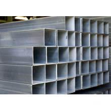 S235jo Hot-DIP Galvanized Square Steel Pipe