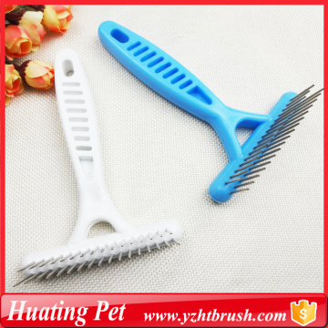 Stainless steel pet grooming kit