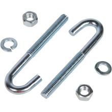 Customed Stainless steel SS304 anchor bolt J hook bolt U bolt