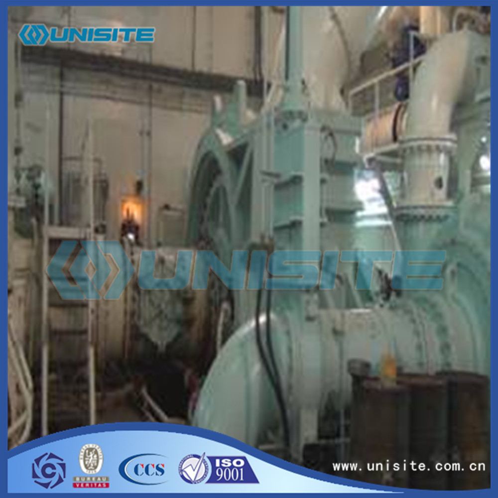 Steel Marine Dredge Pump