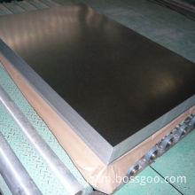 Hot Dipped Galvanized Steel Sheet with High Corrosion Resistance and Good Surface Quality