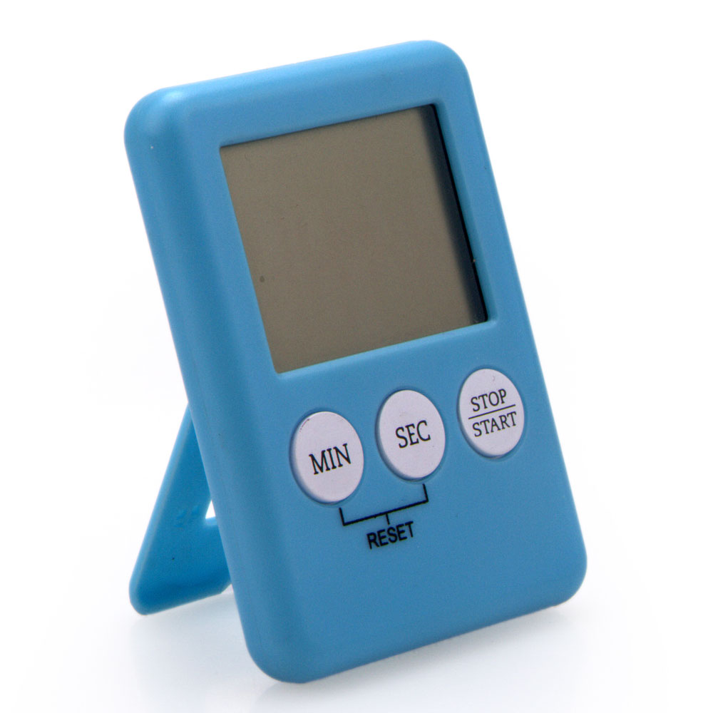 Mini Digital Kitchen Timer with Memory Function