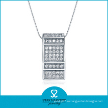 Ожерелье Teen 925 самого лучшего продавеца способа (SH-P0010)