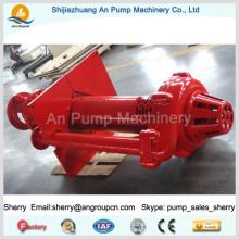 Pompe submersible verticale série BP pour les résidus miniers de charbon, assèchement de la mine