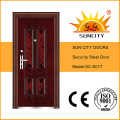 2016 Security House Entrance Doors Steel