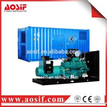 Precio del generador diesel de la fuente de alimentación del alto rendimiento 800kva