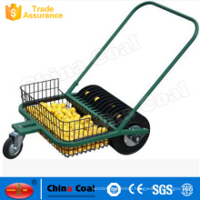 China Coal 10 discs hand-push golf ball picker with high quality