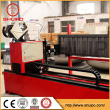 SHUIPO 2017 High quality Automatic Corrugated Plate Welding Machine welding machine for dropside semi trailer