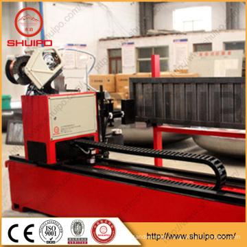 SHUIPO 2017 High quality Automatic Corrugated Plate Welding Machine welding machine for dropside semi trailer