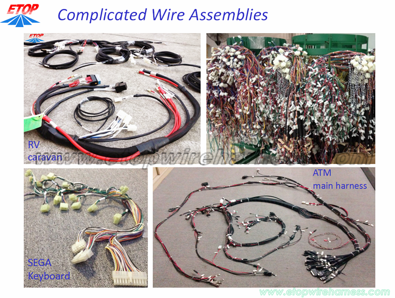 COMPLICATED WIRE ASSEMBLIES