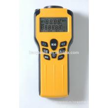 4 en 1 multi función para la medición de la distancia y el metal y el alambre vivo AC y el detector del perno prisionero