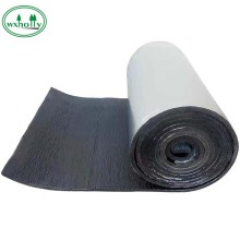 aluminum foil-clad bubble thermal insulation rubber foam