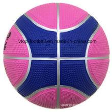Twelve Panels High Quality Rubber Basketball