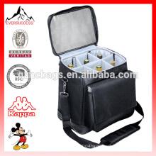 Personalizar Picnic Wine Cooler Bag para 6 botellas (ESX-LB286)