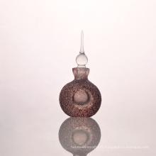 Bouteille de parfum couleur unie à la main Luxry