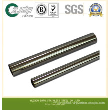AISI 304 Stainless Steel Welded Round Tube and Pipe/China