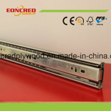 Eoncred Group Manufacture Three Fold Ball Bearing Drawer Slide