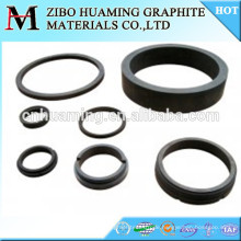 China Carbon graphite ring /graphite loop/link/graphite gasket for sale