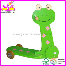2014 New Wood Push Scooter, Popular Child Push Scooter and Hot Sale Wooden Push Scooter Wj276871