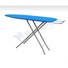 TABLA DE PLANCHAR DE MADERA AJUSTABLE PLEGABLE