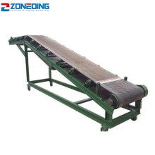 Widely Used Mobile Belt Conveyor Rubber Belt Conveyor