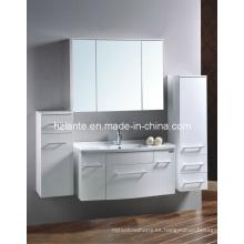Lavabo del gabinete del cuarto de baño del tablero del MDF (LT-C048)