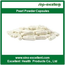 20 Years Factory for Soft Capsule Skin Whitening Pearl Powder capsules supply to France Manufacturers