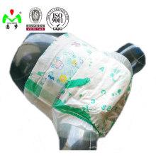 Soft Breathable Einweg-OEM Baby Windel mit günstigen Preis