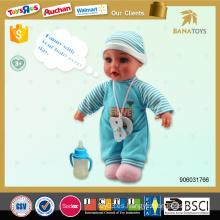 Nuevos y calientes juguetes de muñecas bebé item juguetes 30cm algodón pacificador niño muñeca juguete