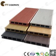 Rohstoffe Anti-UV Terrassendielen WPC Terrassendielen (TW-02)