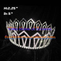 2inch Full Round Crystal Pageant Crowns