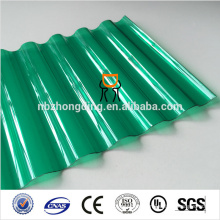 2017 new product polycarbonate roofing sheet