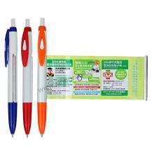 Gp2451promotional caneta plástico Banner