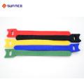 Gancho impresso personalizado e laço colorido