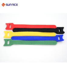 2017 Popular High-ranking Hook Loop Cable Wraps