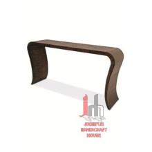 Iron Industrial Console Tisch