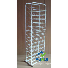 Floor Metal Foldable Mat Display Fixture (pH15-108)