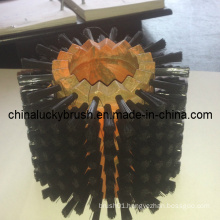 Nylon Material White Colour Roller Brush (YY-006)