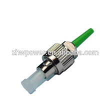 wholesale alibaba fiber optic cable fc upc simplex connectors with metal body