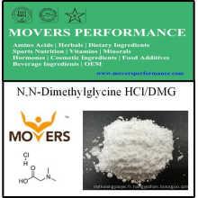 Produit chaud de vente de vitamine: N, N-Dimethylglycine HCl / Dmg