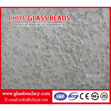 S-Brilliance Glass Beads for Roadmarking