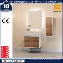 European Style Modern Badezimmer Vanity Cabinet für Hotel Project