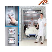 Elevador de pasajeros del hospital con 1600kg
