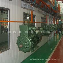 Linha de pintura de boa qualidade de venda quente e linha de produção de revestimento