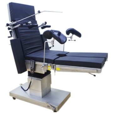 Stainless+Steel+Orthopedic+Manual+Hydraulic+Operating+Table