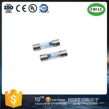 2015 Hot Sales! 3.6*10 5*20 6*30mm Glass Tube Fuse with UL Certification