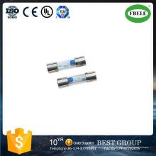 2015 vendas quentes! Fusível do tubo de vidro de 3.6 * 10 5 * 20 6 * 30mm com certificação do UL